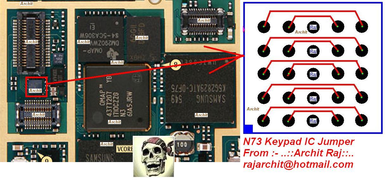 Schematik Trick Jumper/Nokia/N73 - glsputra xtgem com